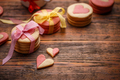 Biscuits in shape of hearts - PhotoDune Item for Sale