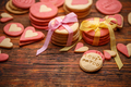 Homemade cookies for Valentine's Day - PhotoDune Item for Sale