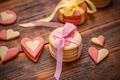 Heart shaped cookies - PhotoDune Item for Sale