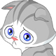 Sad Kitten - GraphicRiver Item for Sale