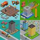 Building Development Design Concept - GraphicRiver Item for Sale