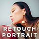 27 Portrait Retouch Presets - GraphicRiver Item for Sale