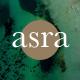 Asra - Minimalist Photography Portfolio WordPress Theme - ThemeForest Item for Sale