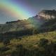 Rainbow over the summer landscape - PhotoDune Item for Sale