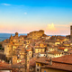Anghiari medieval village panoramic view. Arezzo, Tuscany Italy - PhotoDune Item for Sale