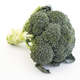 Fresh Broccoli Isolated on White - PhotoDune Item for Sale