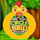Circle Bird Jump + Ready For Publish + Endless Game Play + Android