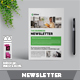 Newsletter - GraphicRiver Item for Sale
