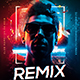 Remix Party Flyer - GraphicRiver Item for Sale