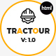 Tractour - Industrial/ Manufacturing HTML5 Template - ThemeForest Item for Sale