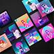 Stream 10 Duotone Instagram Posts - GraphicRiver Item for Sale