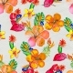 Seamless Pattern With Tropical Flowers. Watercolor - GraphicRiver Item for Sale