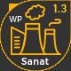 Sanat - Factory & Industry WordPress Theme - ThemeForest Item for Sale