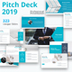 Pitch Deck 2019 Powerpoint Presentation Template - GraphicRiver Item for Sale