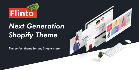Fashion eCommerce Shopify Theme - Flinto