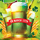 Saint Patrick Day Party - GraphicRiver Item for Sale