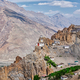 Dhankar gompa Buddhist monastery  in Himalaya - PhotoDune Item for Sale
