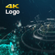 Cyber Wave 4K Logo Reveal - VideoHive Item for Sale
