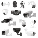 Security Cameras - GraphicRiver Item for Sale