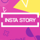 Abstract Insta Story Pack - VideoHive Item for Sale