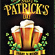 St. Patrick's Day Flyer - GraphicRiver Item for Sale