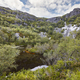 Landscape with forest and pond. Muniellos natural park. Asturias, Spain - PhotoDune Item for Sale