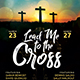 Lead Me to the Cross Church Flyer - GraphicRiver Item for Sale