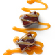chocolate candies and caramel sauce - PhotoDune Item for Sale