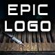 Cinematic Emotional Piano Logo
