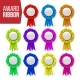 Award Ribbon Set Vector Certificate Banner - GraphicRiver Item for Sale