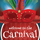 Welcome to Carnival Party - GraphicRiver Item for Sale
