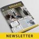 Multipurpose Newsletter v.09 - GraphicRiver Item for Sale