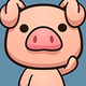 Kawaii Pig - GraphicRiver Item for Sale