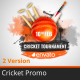 Cricket Sport Opener 2019 - VideoHive Item for Sale