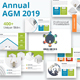 Annual AGM 2019 Premium Powerpoint Template - GraphicRiver Item for Sale