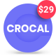 Crocal - Responsive Multi-Purpose WordPress Theme - ThemeForest Item for Sale