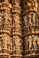 Sculptures on Khajuraho temples - PhotoDune Item for Sale