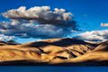 Himalayas and Lake Tso Moriri on sunset. Ladakh - PhotoDune Item for Sale