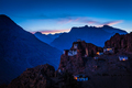 Dhankar gompa in twilight - PhotoDune Item for Sale