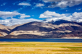 Lake Tso Moriri in Himalayas. Ladakh, India - PhotoDune Item for Sale