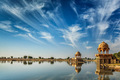 Indian landmark Gadi Sagar in Rajasthan - PhotoDune Item for Sale