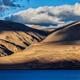 Himalayas and Lake Tso Moriri on sunset. Ladakh - PhotoDune Item for Sale