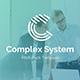 Complex System Pitch Deck Google Slide Template - GraphicRiver Item for Sale
