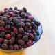 Wild Blackberry Bowl Overhead - PhotoDune Item for Sale