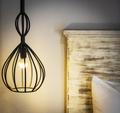 Hanging Bedside Lamp - PhotoDune Item for Sale