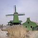 Windmill in the Zaanse Schans - PhotoDune Item for Sale