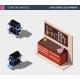 Car Service Equipment Set - GraphicRiver Item for Sale
