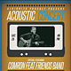 Acoustic_Concert Flyer / Poster - GraphicRiver Item for Sale