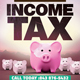 Income Tax Flyer - GraphicRiver Item for Sale