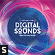 Digital Sounds CD Album Artwork - GraphicRiver Item for Sale